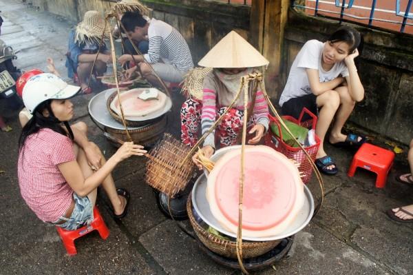 Vietnam. Foto door Roana Luhulima.