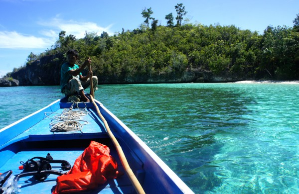 Indonesia, Sulawesi, Togean Islands. Photo by Roana Luhulima